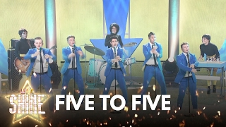 Five To Five perform