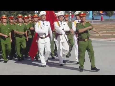 Hội thi điều lệnh, quân sự võ thuật CAND lần thứ 4 (Cụm thi đua số 9)