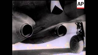 Allies Latest Air Power - Jet Planes