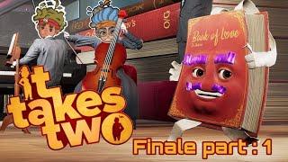 It Takes Two - episode : 9  ( Lil devil )