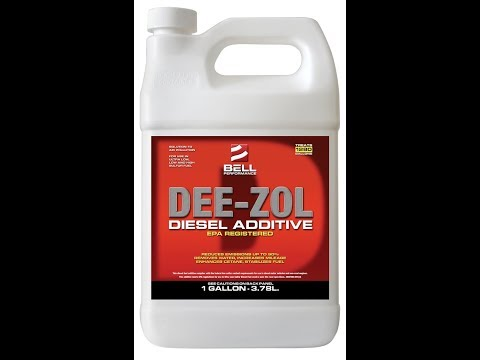 Diesel Fuel Treatment & Dee-Zol Multifunction Fuel Treatment from Bell Performance