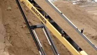Video still for Anaconda TR6036 Tracked Conveyor