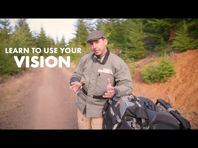 How to Use Your Vision Effectively on a Motorcycle / On-road & Off-road