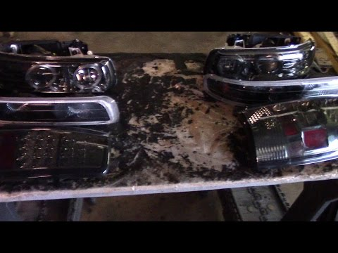 Delaware Craigslist Tahoe Headlights Tail Lights For Sale Youtube
