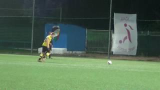 00987 Pavel Nový penalta na 3:3, Lhota- Benfika
