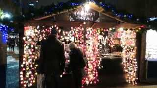 Christmas Markets at Tate Modern Bankside London
