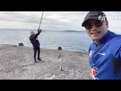 Brixham Trip - Berry Head Fishing Part Two