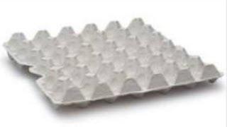 Контейнеры для яиц , делают так !!!(Упаковка — предметы, материалы и устройства, использующиеся для обеспечения сохранности товаров и сырья..., 2014-01-21T08:00:02.000Z)