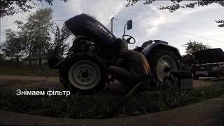 Foton Muscovite bo'yicha 244 neft o'zgartirish va generator ta'mirlash Lovol