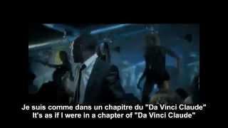 Da Vinci Claude MC Solaar French and English subtitles