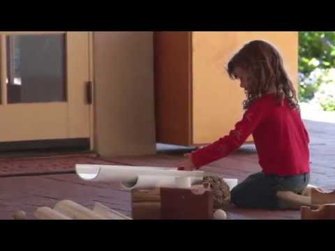 Creative Problem Solving & Building Activities for Toddlers - Outdoor Ramps