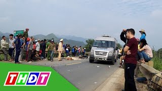 Tai nạn giao thông mùng 1 Tết: 22 người chết, 13 người bị thương | THDT