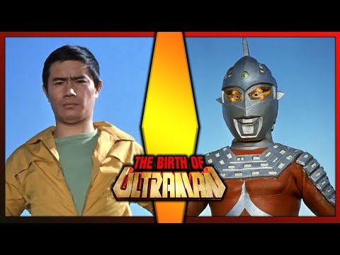 The Birth Of Ultraseven !