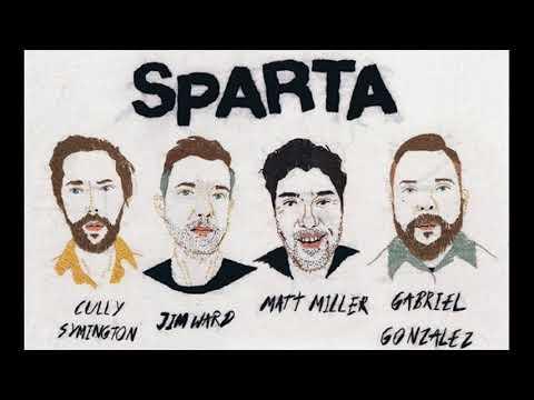 Sparta - Graveyard Luck (NEW SONG 2017)