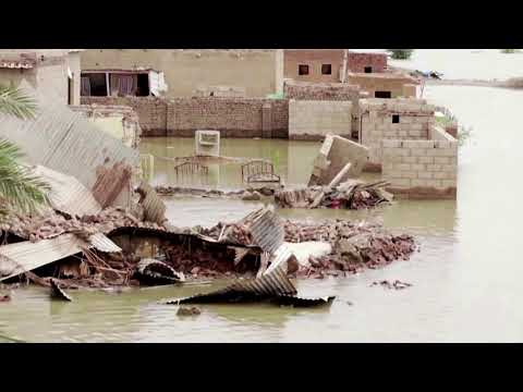 Floods  in Sudan leave refugees in crisis