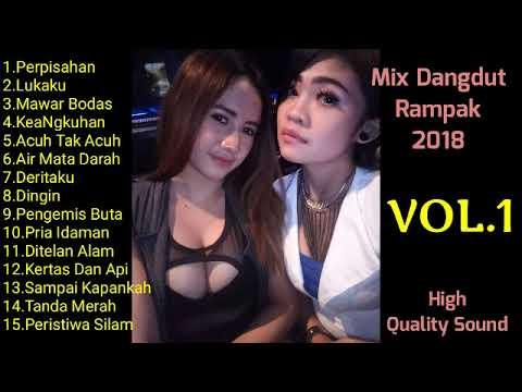 Dangdut Rampak Pongdut | Mix Dangdut Rampak Pongdut 2018 Vol.1 HQ Mp4.