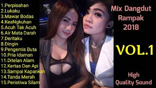 Dangdut Rampak Pongdut | Mix Dangdut Rampak Pongdut 2018 Vol.1 HQ mp4.