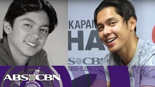 Throwback Poses with Carlo Aquino