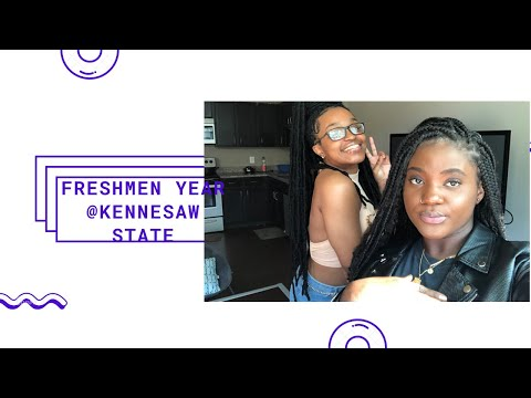 FRESHMEN YEAR @ KENNESAW STATE UNIVERSITY|| Classes, Rate My Professors, The Commons, And More
