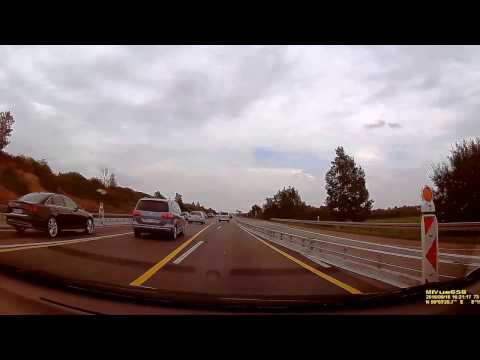 Driving from Mainz Kastel to Flughafen Frankfurt Car Rental Return