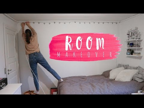 ROOM MAKEOVER // REDOING MY ROOM 🔨#1