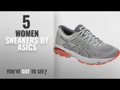 featured-asics-women-sneakers-[2018]:-asics-women's-gt-1000-6-running-shoes,-mid-grey/carbon/flash