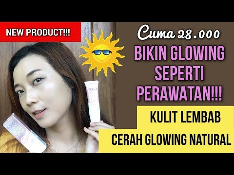GLOWING NATURAL MODAL 28 RIBU || REVIEW POND'S INSTABRIGHT GLOW UP CREAM