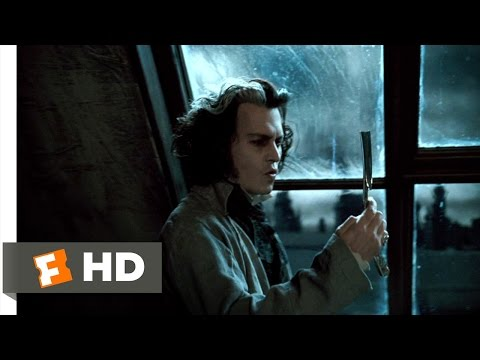 Sweeney Todd (5/8) Movie CLIP - Johanna (2007) HD