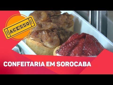 Confeitaria em Sorocaba - TV SOROCABA/SBT