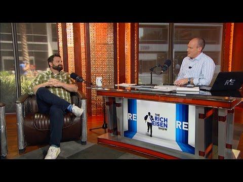"NFL Network Analyst, Dave Dameshek, Talks New Series ""NFL 360 Hosted By Rich Eisen"" - 6/21/16"