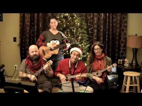 MUJ: Santa Claus Is Coming To Town (ukulele tutorial)