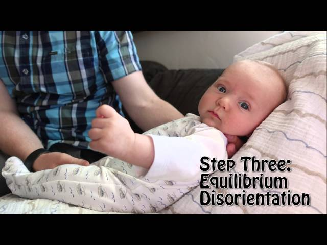 The Hypnotic Way To Calm a Baby