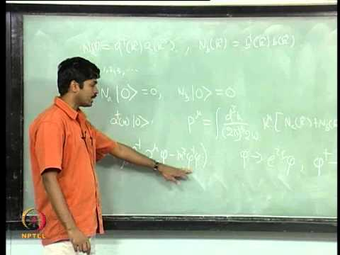 Mod-01 Lec-07 Quantization of Complex Scalar Field