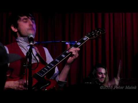 John Mayer - Slow Dancing In A Burning Room - Hotel Cafe - 12-15-16