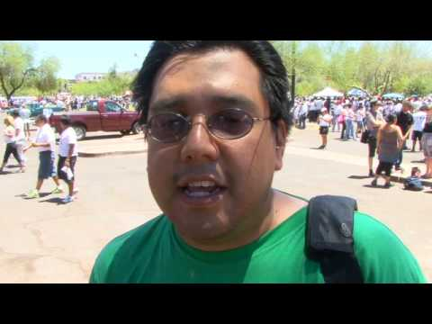 ¡Alto Arizona! Ken Montenegro Legal Observer on May 29th