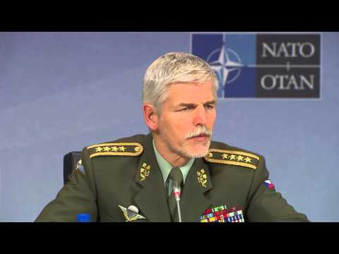 Joint Press Conference - NATO Chiefs of Defence Meeting, 21 JAN 2016, Part 2/2