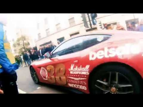 Gumball 3000 - On The Streets - London 2016 - Unofficial Aftermovie