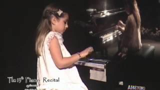 PIANO RECITAL - HANIYAH HASSOUBAH - EENCY WEENCY SPIDER & TEN LITTLE INDIANS