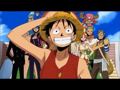 One Piece OP 10 - We Are! (Karaoke)