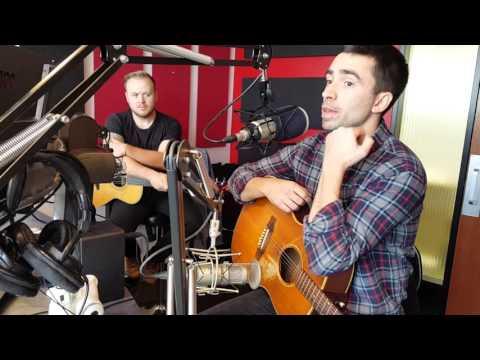 98.1 The Bridge - Red Room - Michael Bernard Fitzgerald - MBF