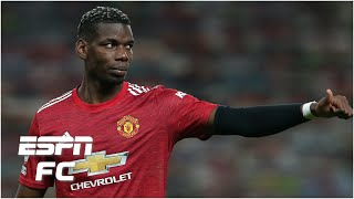 'Pogba can CREATE from nothing!' Is Man United's lacklustre form down to missing Pogba? | ESPN FC