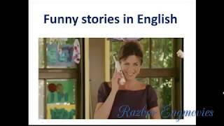 "Видеоурок № 1из серии ""Funny stories in English""/ ""Весёлые истории на английском"""