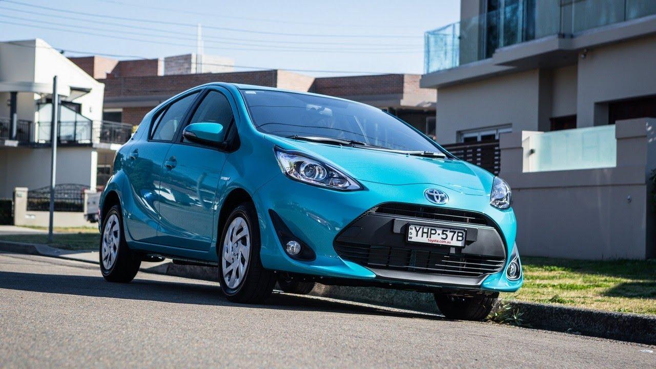 2018 Toyota Aqua Prius C Review