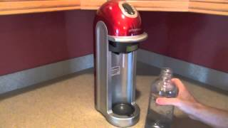 SodaStream Fizz Home Soda Maker | Demo & Review