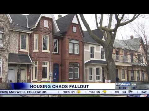 Housing market fluctuations causing chaos