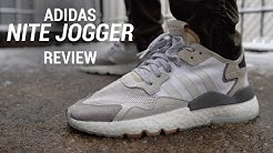 online store 248a0 a45e3 Foot Locker Canada x Adidas Nite Jogger  Unboxing   On-Feet
