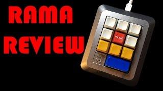 MASSDROP X RAMA M10-A Mechanic Macro Pad Review