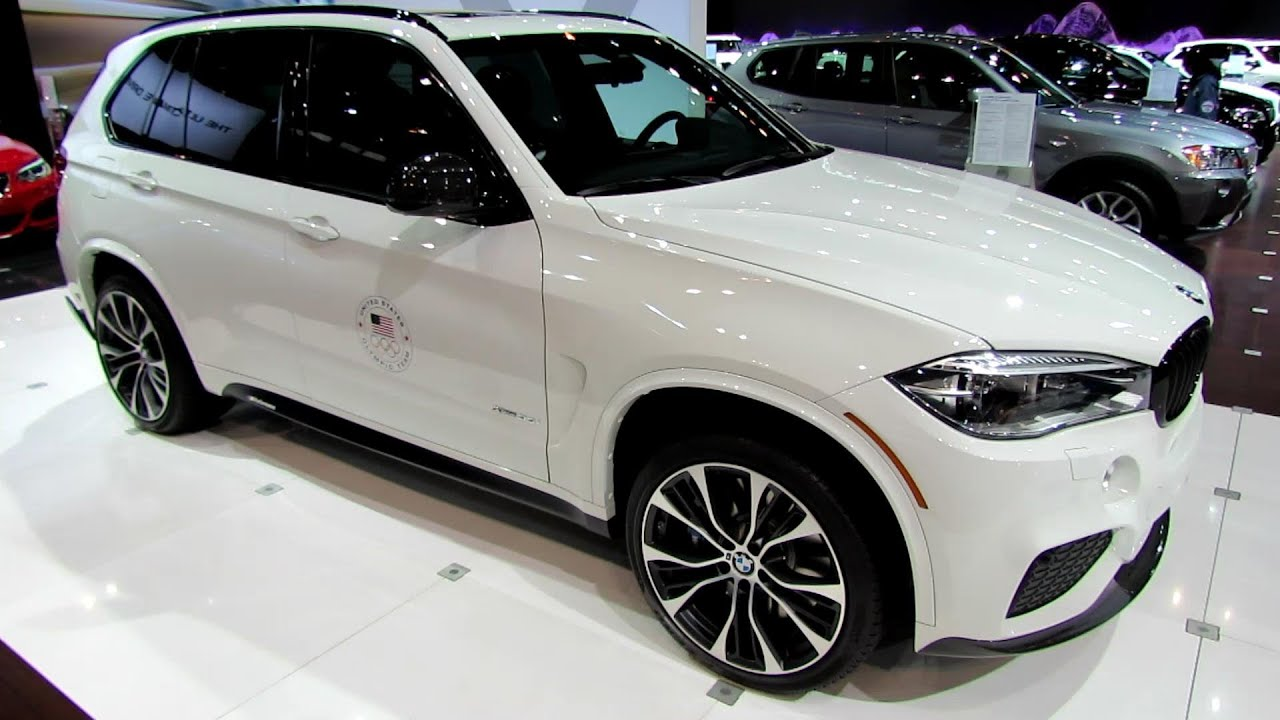 2014 Bmw X5 Xdrive 35i M Performance Exterior And