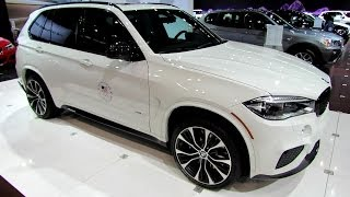 2014 BMW X5 xDrive 35i M-Performance - Exterior and Interior Walkaround - 2014 Chicago Auto Show