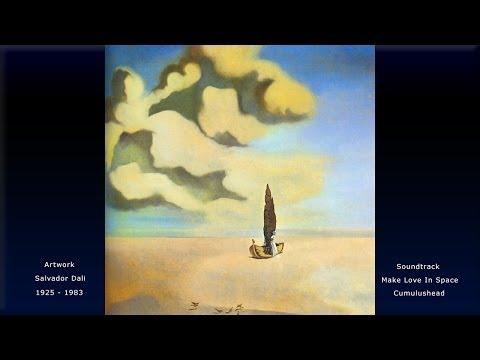Salvador Dali Paintings from1925 -1983 Fullscreen HD